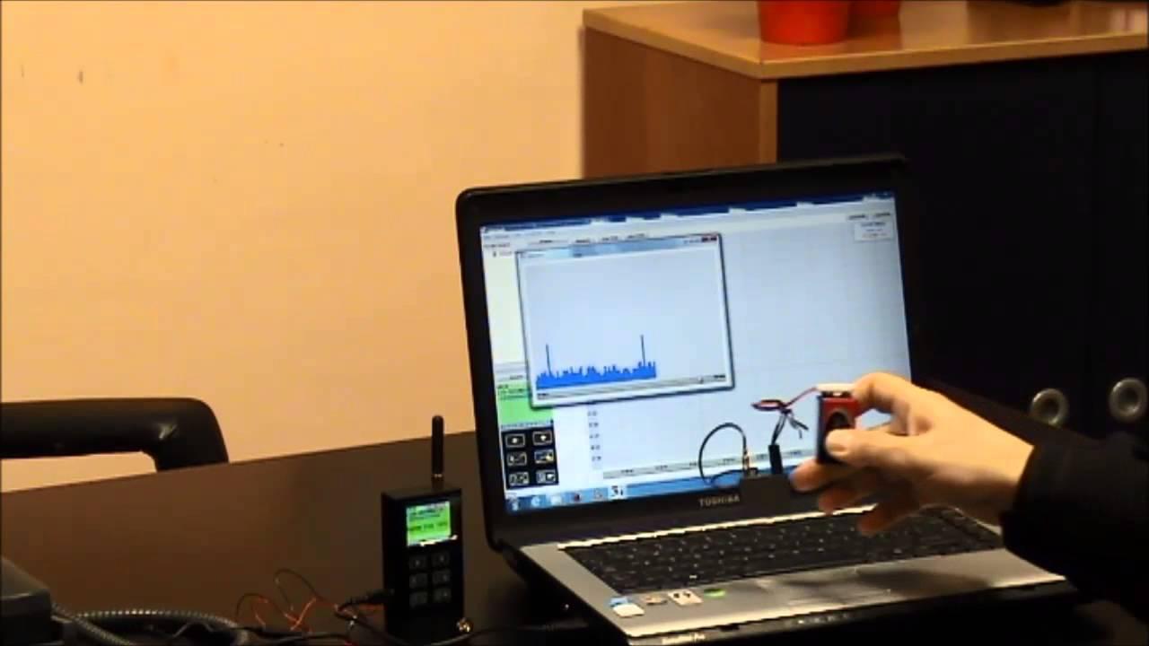 Rilevatore Microspie 8 ghz - Software spia e Spiare