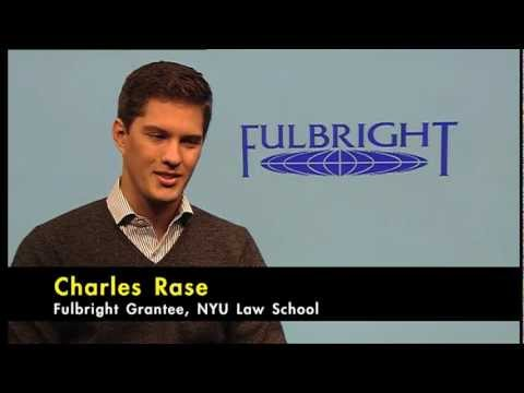 Law School in the US (LLM at NYU): Charles Rase