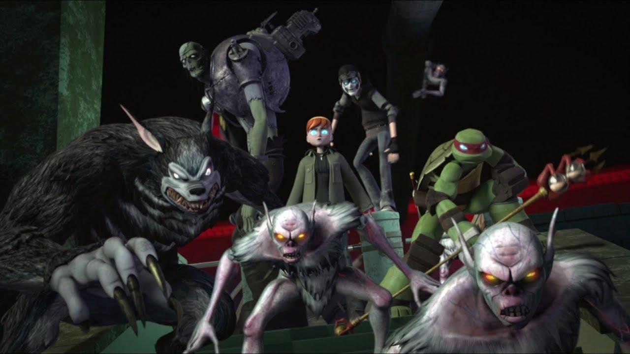картинки черепашки ниндзя монстры против мутантов основе исключительно