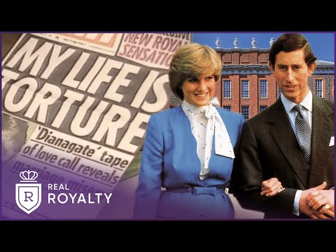 Who Betrayed Princess Diana? | In The Name Of Love | Real Royalty