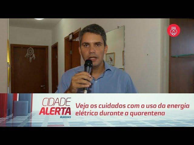 Veja os cuidados com o uso da energia elétrica durante a quarentena