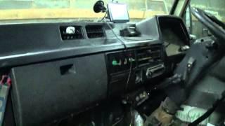 Утеплення кабіни вантажівки Дешево і сердито