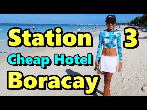 Cheap Oceanfront Hotels Boracay Beach Philippines
