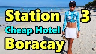 Cheap Oceanfront Hotels Boracay Beach Philippines