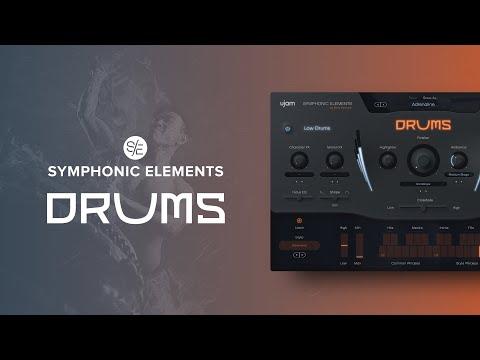 @ujam Instruments presents: Symphonic Elements DRUMS