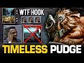 200IQ Pudge Dota 2! Timeless Pudge CAUGHT SB When He On Charge of Darkness   Pudge Offcial