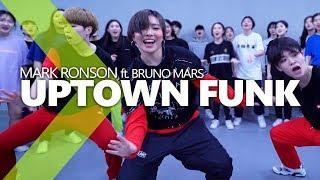 Mark Ronson - Uptown Funk ft. Bruno Mars / LIGI Choreography.