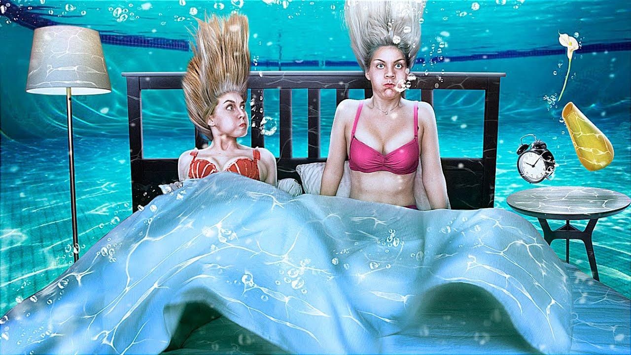 Download 24 Uur Lang Wonen In Een Onderwaterhuis!