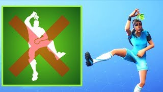 "Fortnite ""TAKE THE ELF"" Emote NOT WORKING.."