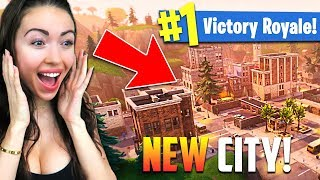 NEW FORTNITE MAP UPDATE!! - Fortnite Battle Royale w/ Boyfriend