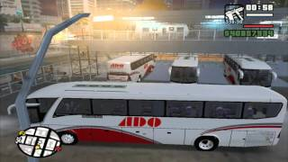 Repeat youtube video Terminal de Buses(Los Santos)- GTA San Andreas