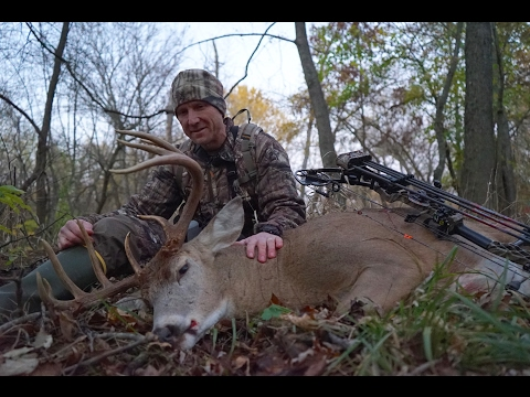 Hunting home territory for mature bucks