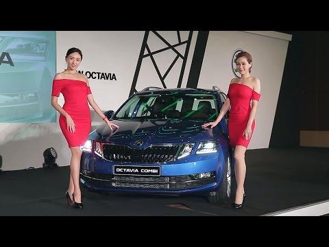 Skoda Octavia 2017改款上市 79.9萬起享9氣囊、NCAP五顆星