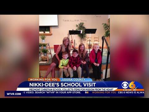 January 23, 2020 - Piedmont Christian School Chapel Visit _ 5:30 am
