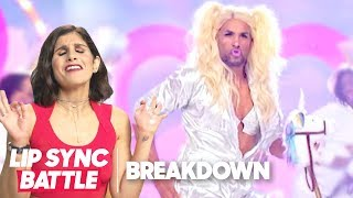 Boris Kodjoe vs. Nicole Ari Parker | Lip Sync Battle Breakdown