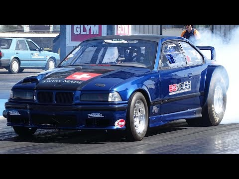 BMW E36 3.0l Turbo v 540ci Austin Marina Van - 8.51 v 8.74