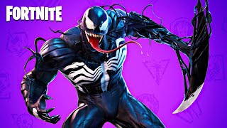 Unlocking VENOM Early! (Fortnite Battle Royale)