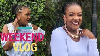 WEEKEND VLOG // Dates, errands and events!