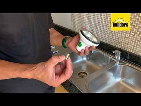 How to Replace a Basin Waste Trap