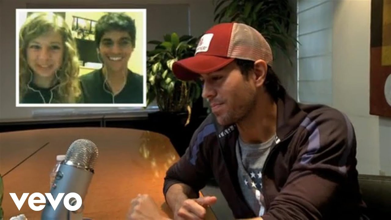 Download Enrique Iglesias - ASK:REPLY (Andy & Sam)