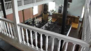 old historic carleton county court house Woodstock,NB ,a look inside.