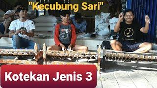 Download Kotekan jenis 3 - Tabuh Kecubung Sari 🎶 Rindik Bali