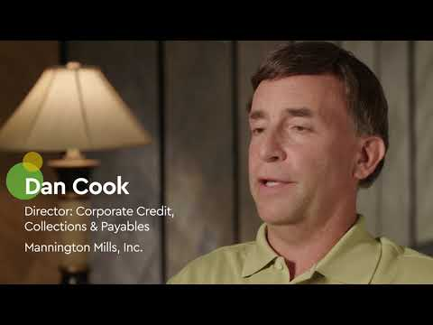 Accounts Payable Solution Consultants – Mannington Mills Testimonial   CommerceVantage