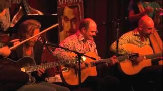 """""""Young Lions of Gypsy Jazz"""" Django Reinhardt NYC Festival Birdland"""