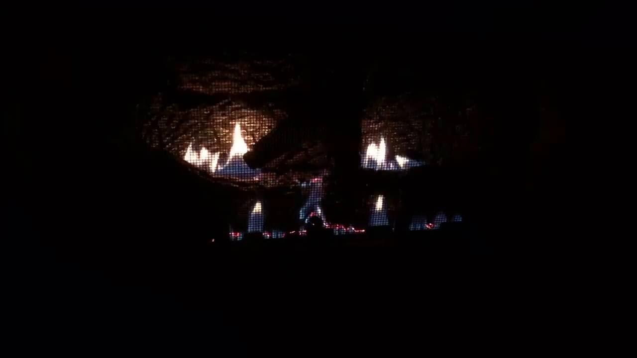 alexa turns on the fireplace youtube