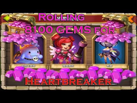 Castle Clash - Rolling For Heartbreaker | Explaining Skill And Immunity