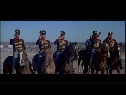The Alamo (1960) - First Wave