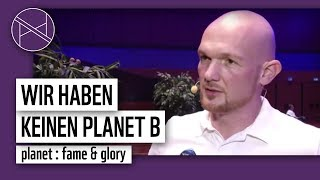 Astronaut Alexander Gerst über den Zustand unserer Erde
