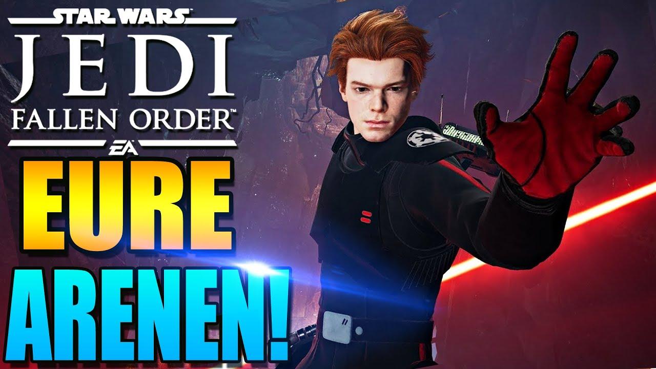 Eure Challenges!😍- Star Wars Jedi Fallen Order - Tombie Gameplay deutsch