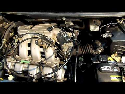 [DIAGRAM_3US]  PCV Hose replacement on a 2005 Mazda MPV - YouTube | Mazda Mpv Engine Diagram |  | YouTube