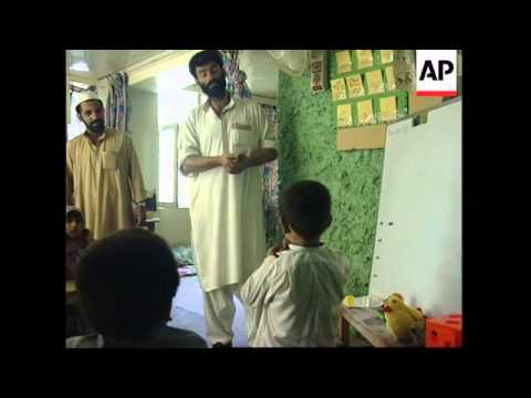 AFGHANISTAN: DEAF CHILDREN ARE VICTIMS OF 15 YEAR CONFLICT