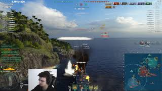 World of Warships - THAT DM game you asked for