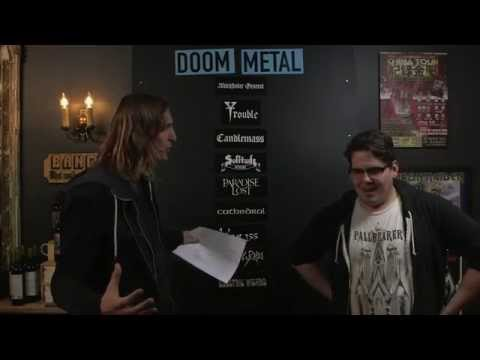 DOOM METAL Essential bands debate with John Semley  LOCK HORNS  stream archive