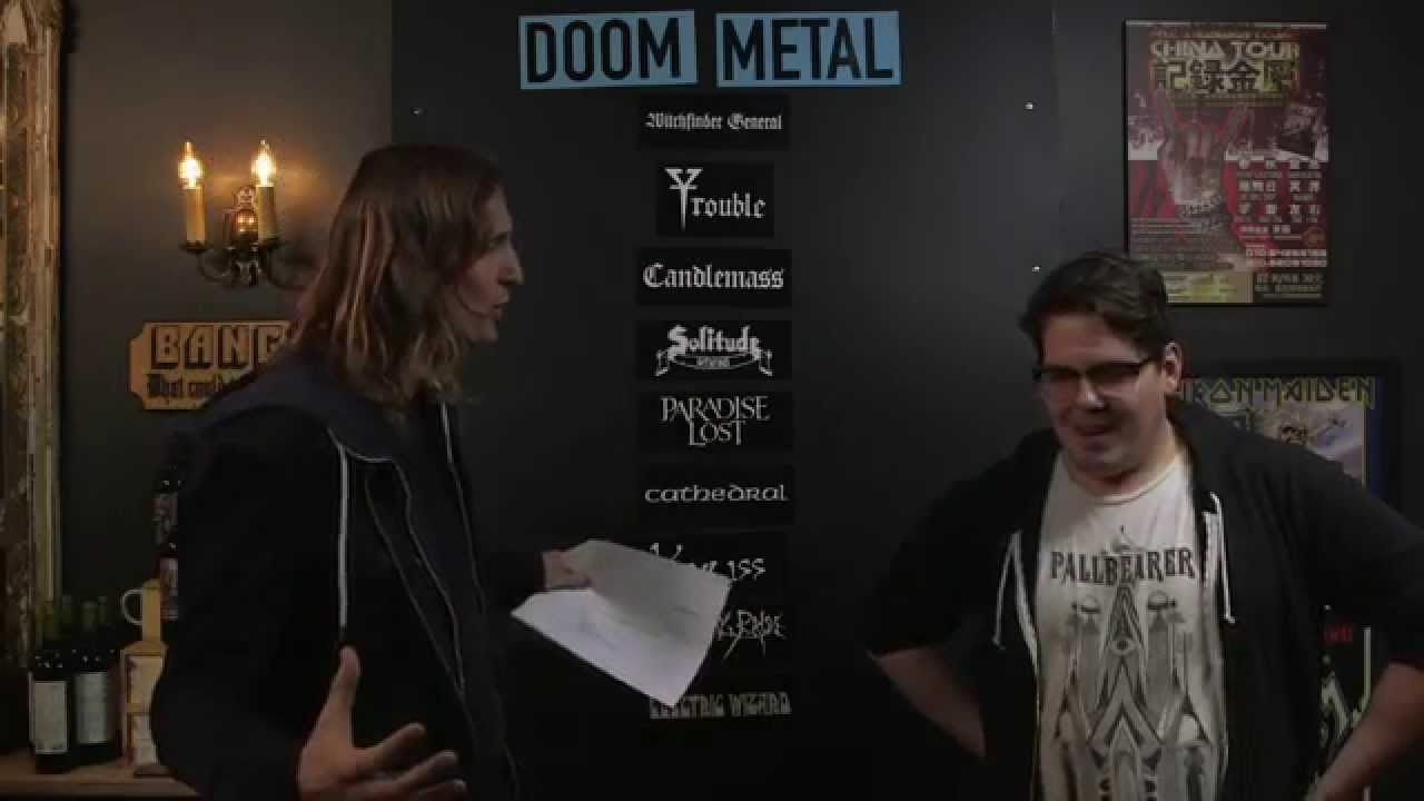 DOOM METAL bands debate with John Semley | LOCK HORNS episode thumbnail
