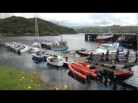Gairloch Harbour - 27/08/11