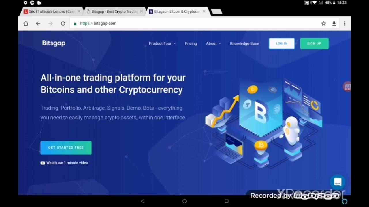 script della piattaforma di scambio di criptocurrency