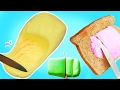 4 Ways to Make Butter Slime! DIY EASY Butter Slime Methods