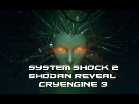 System Shock 2 Remake (SHODAN Reveal) - CryEngine 3