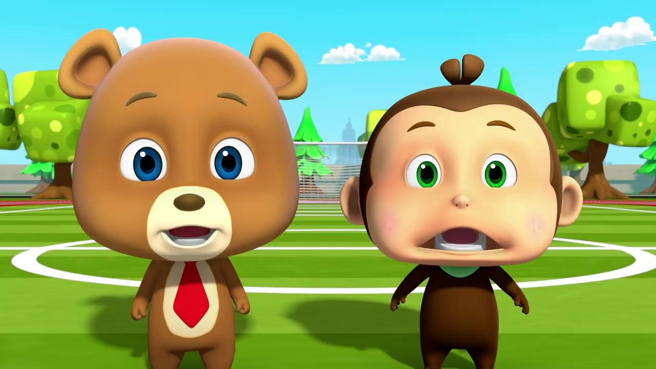 Download Loco Nuts | Bölüm 9: Penaltı  | Cumburlop TV | Çizgi Film | Çocuk Filmleri