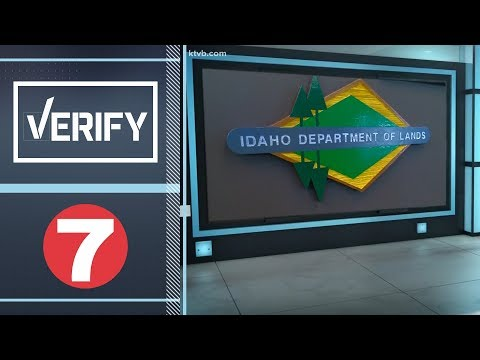 Verify: Did Idaho governor candidate Brad Little allow fracking on his property?