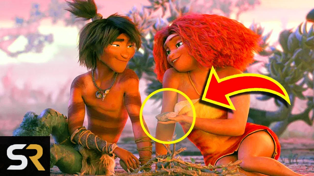 Download 25 Things You Missed In Croods 2