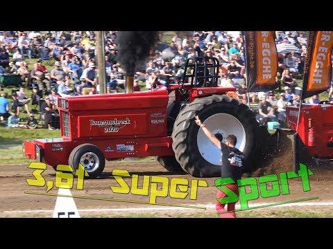 3,6t  Super Sport kompl.  @ Haßmoor Diesel Tractor Pulling