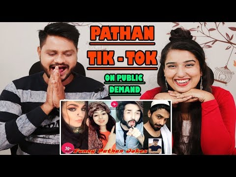 Funny Pathan Dialogue | Best Comedy jokes ¦ Pakistani musically boys & Girls | Indian Reaction