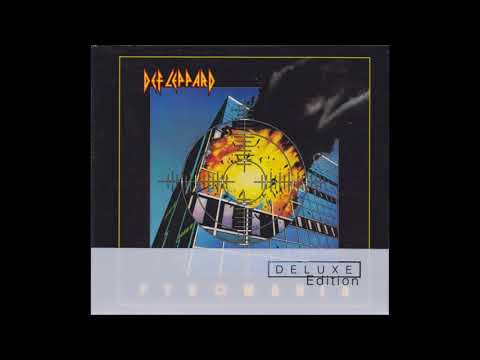 Def Leppard - Pyromania Live '88 Mp3