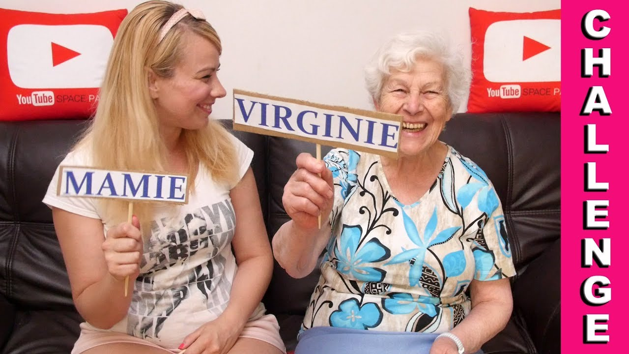 Qui de nous deux ft mamie arlette challenge virginie fait sa cuisine youtube - Virgine fait sa cuisine ...