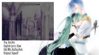 【Hatsune Miku & KAITO English】Cendrillon